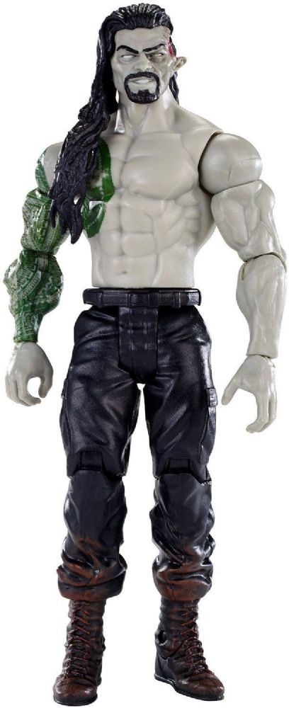 Wwe Zombie Wrestling Action Figure Roman Reigns